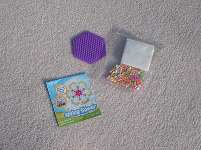 620 2 bead kit - open