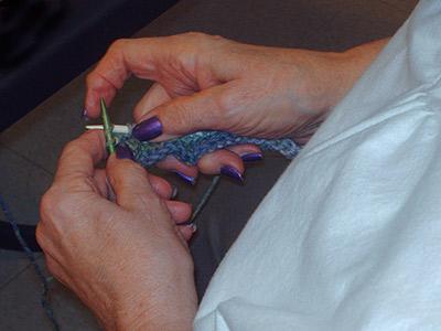 644 knit-purple