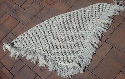 709 shawl