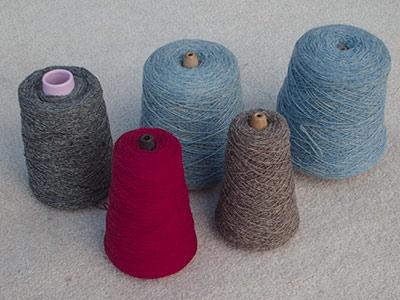 747 cones-wool